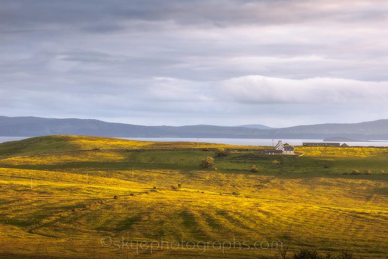 North Skye near Uig