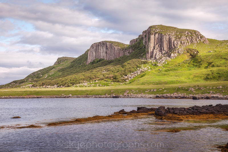 Staffin Cliffs