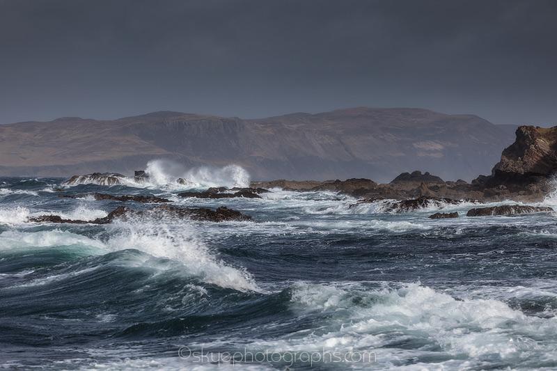 Tarskavaig Wild Sea