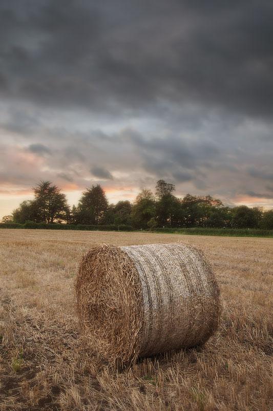 Glastonbury Straw Bale
