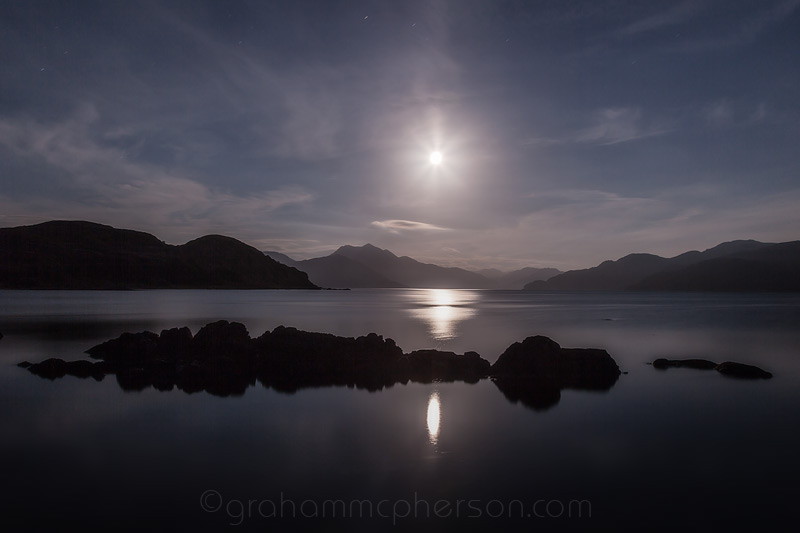 Camascross Moonlight