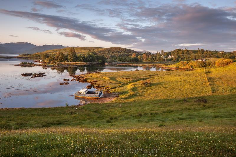 Isle Ornsay Morning
