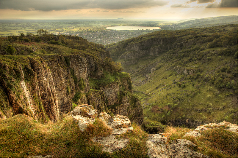 Cheddar Gorge Edge