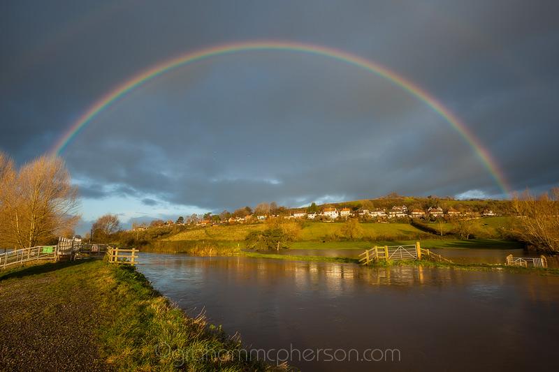 Glastonbury Rainbow River