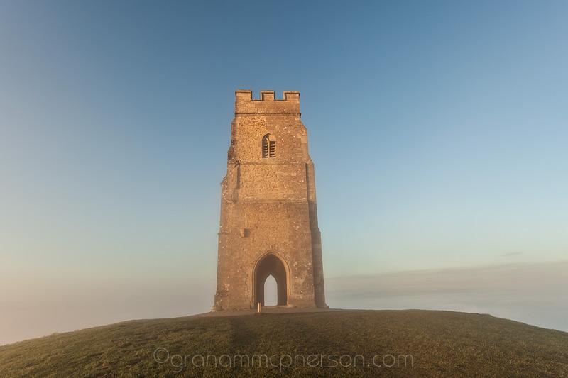 Glastonbury St Michaels Tower