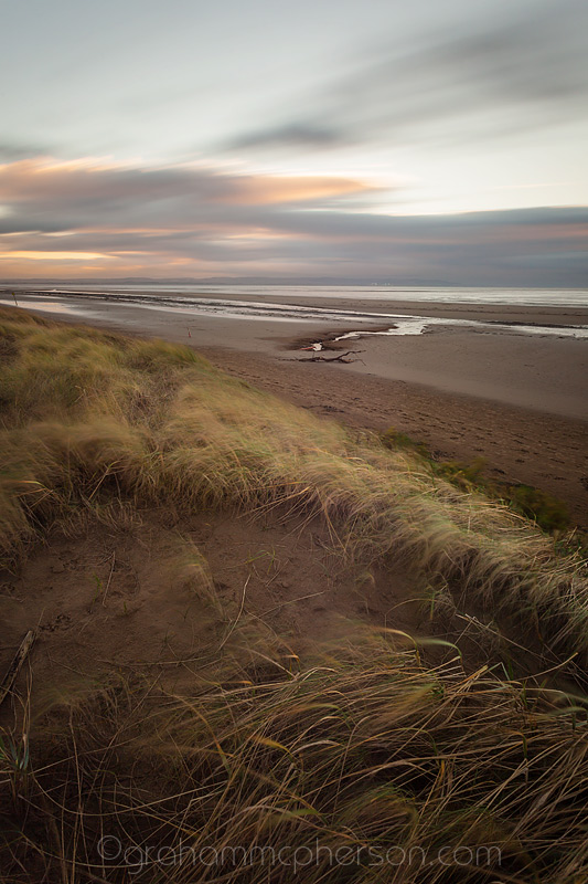 Berrow and Brean December Dunes