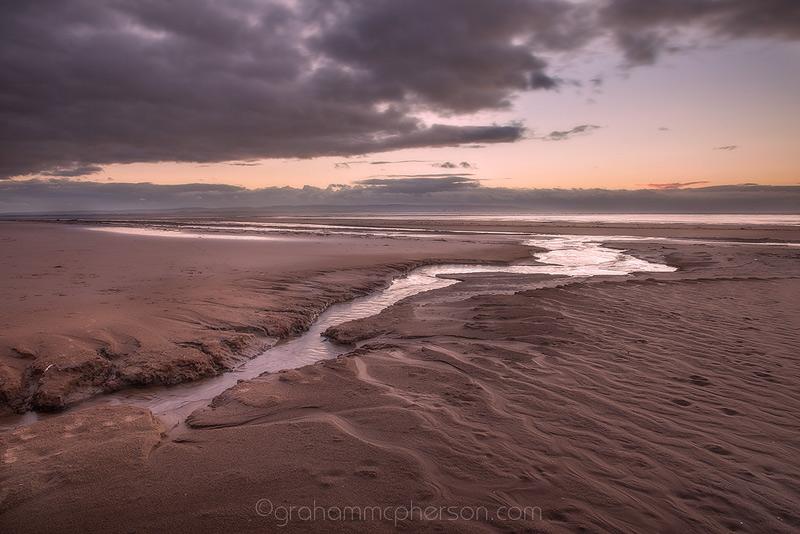 Berrow and Brean Sands Rivulet 1