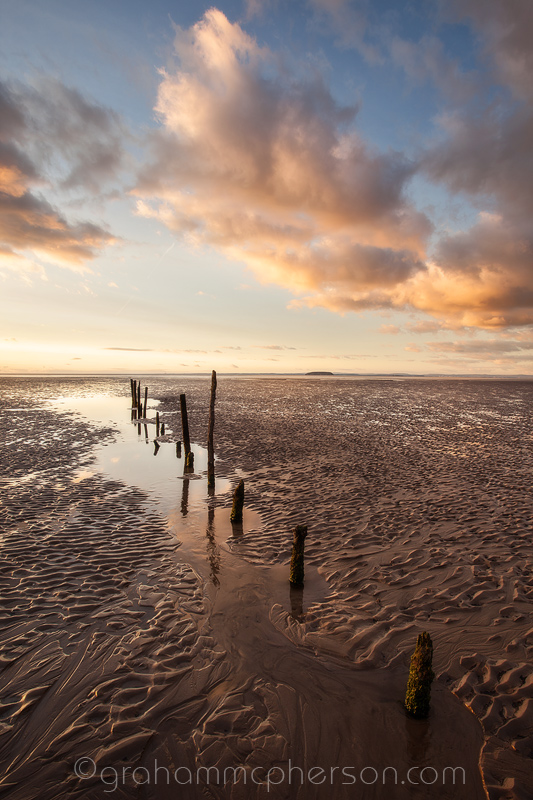 Berrow and Brean Sands Posts