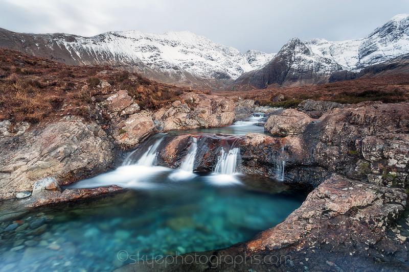 Fairy Pools Crystal Stream