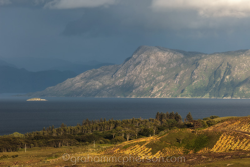 Across the Sound of Sleat