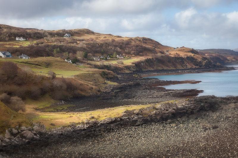 North Skye Gedintailor Braes