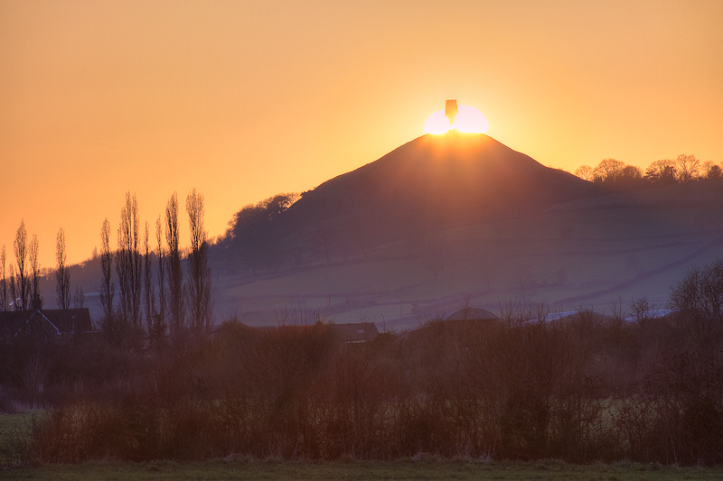 Glastonbury Sunburst