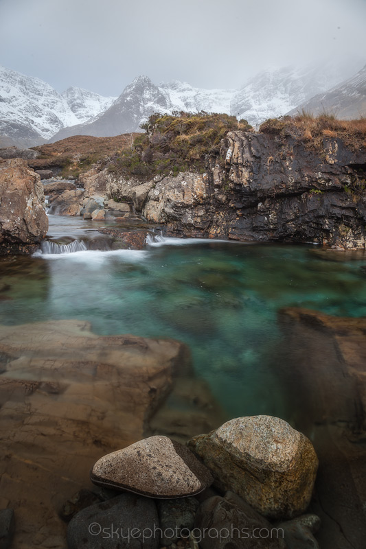 Fairy Pools Two Boulders