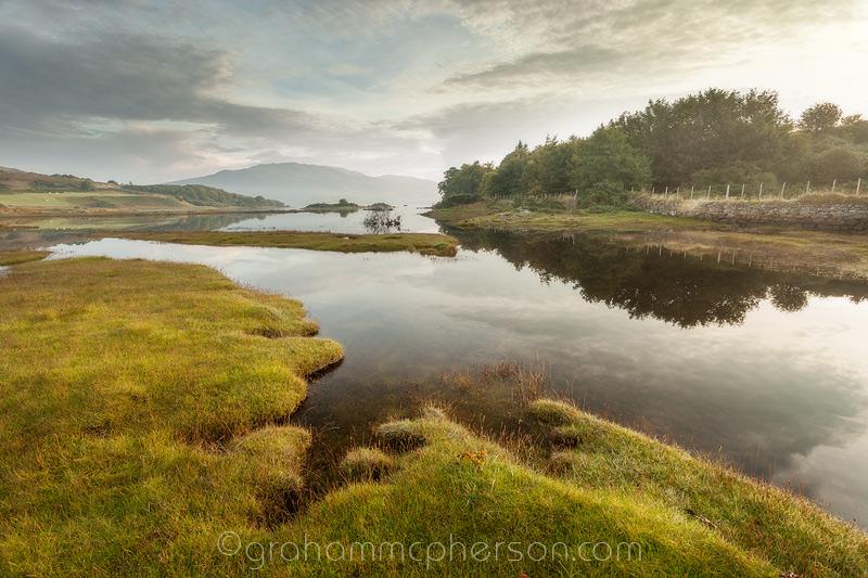 Isle Ornsay Still Morning