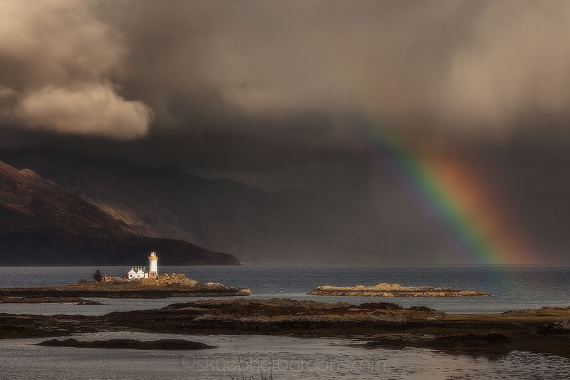Isle Ornsay Rainbow