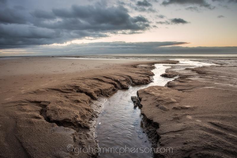 Berrow and Brean Sands Rivulet 2