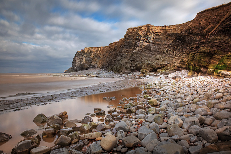 Kilve Cliffs