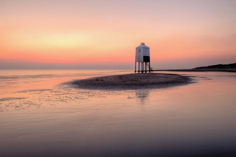 Burnham on Sea Lighthouse Island