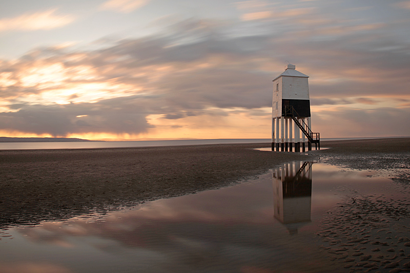Burnham on Sea Lighthouse Smooth
