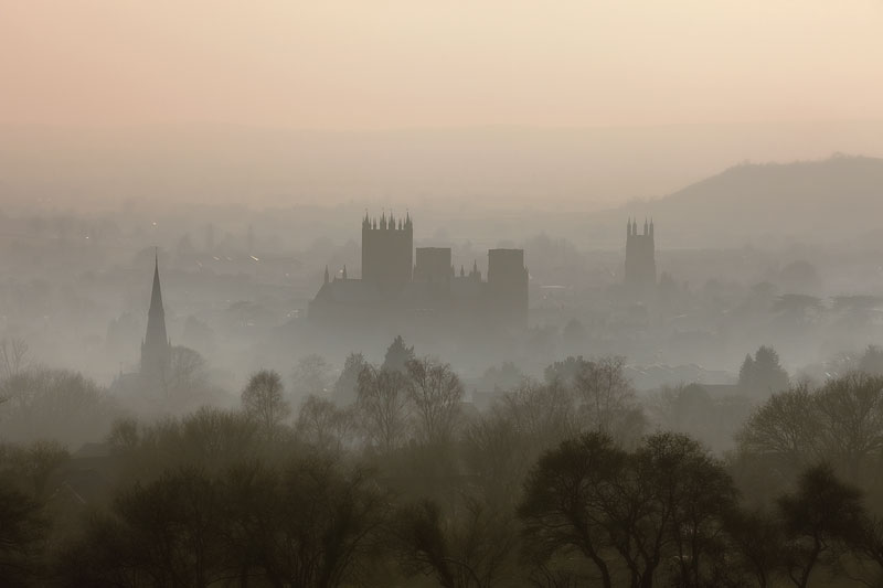 Wells Out of the Mist