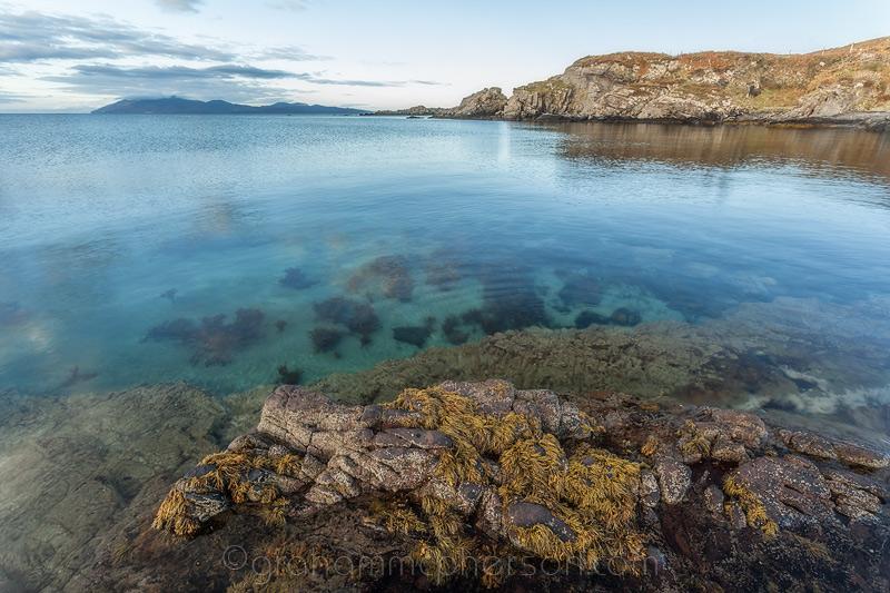 Tarskavaig Clear Sea