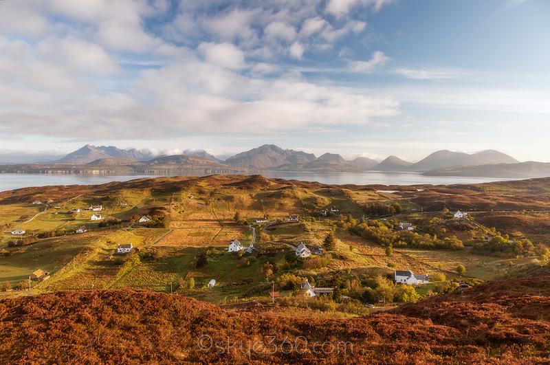 Tarskavaig Highlands Village