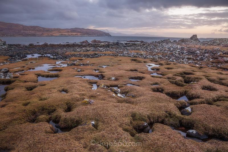 Tokavaig Sea Grass