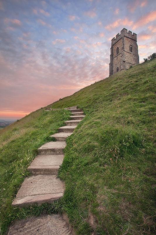 Glastonbury Tor Steps
