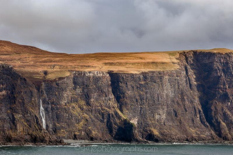Cliffs at Waterstein