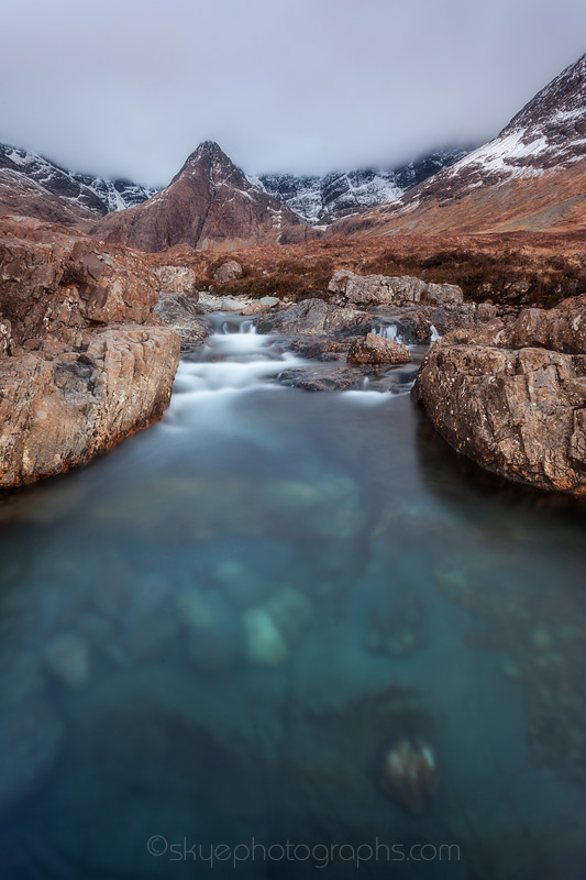 Fairy Pools Clear Water