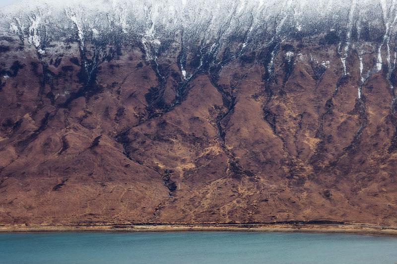 North Skye Loch Ainort Detail