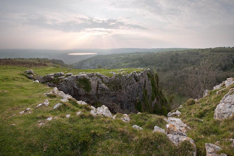 Cheddar Gorge Chasm