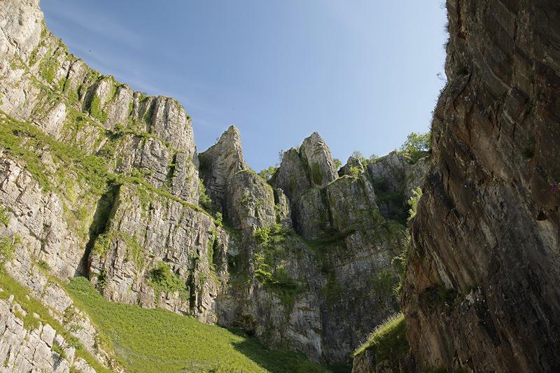Cheddar Gorge Pinnacles