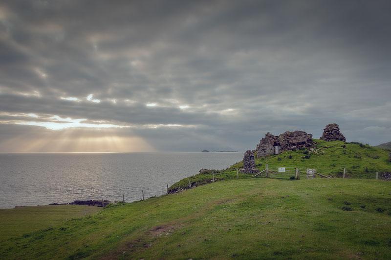 Duntulm Castle North Skye