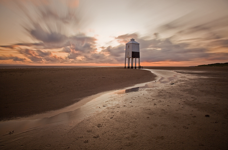 Burnham on Sea Lighthouse 67 Seconds