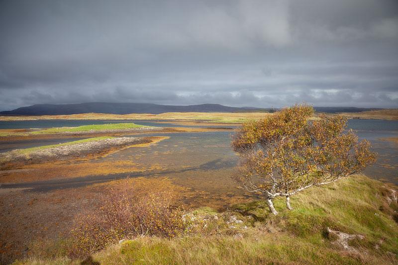 North Skye Loch Erghall
