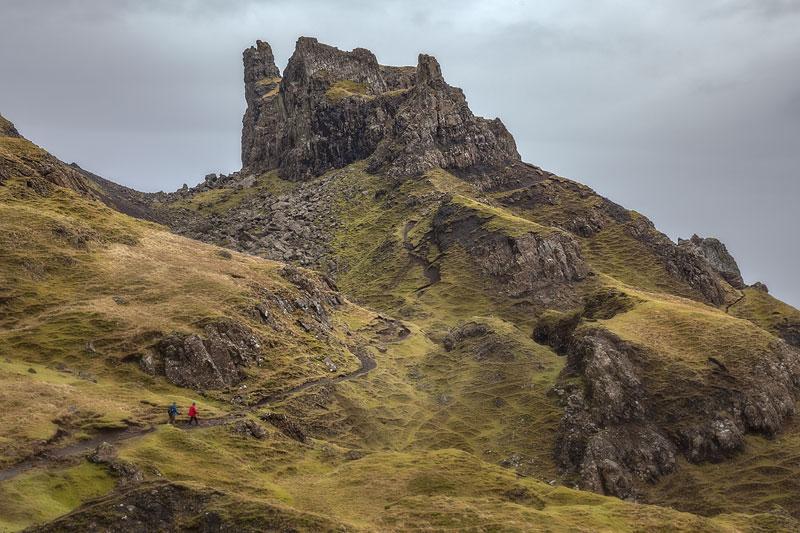 North Skye Quirang Walkers