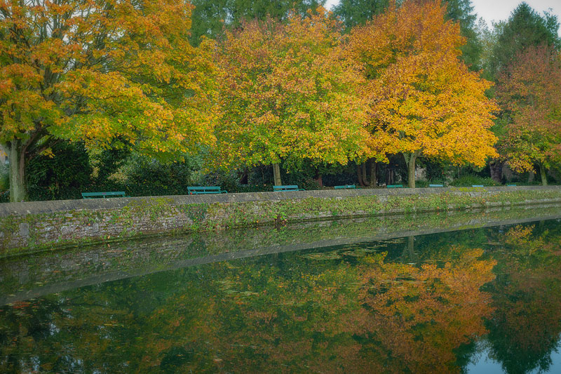 Wells Reflected Autumn
