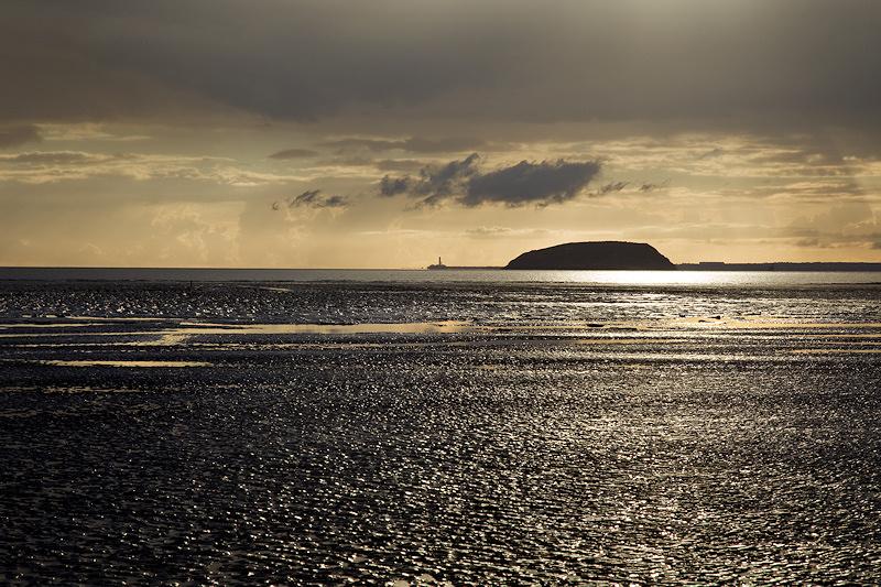 Steepholm across the Estuary
