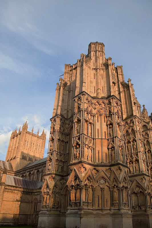 Wells Cathedral Detail