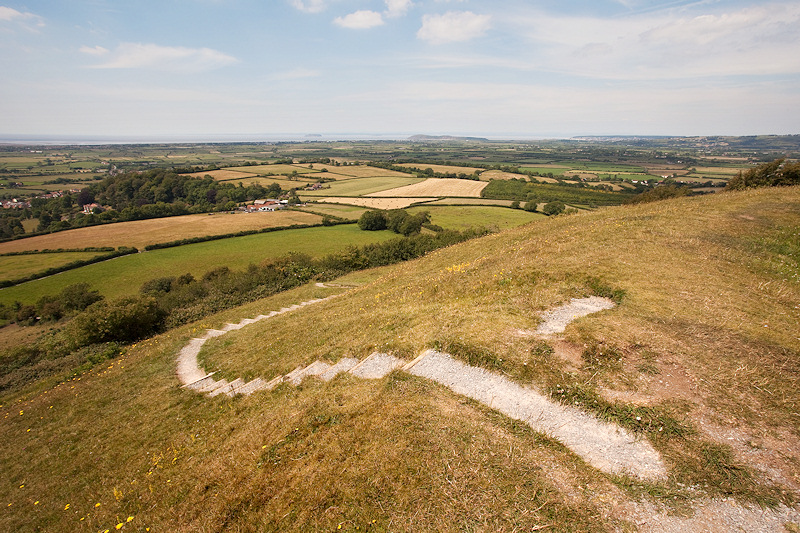 Brent Knoll Top Steps