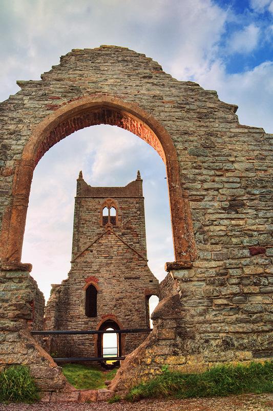 Burrow Mump St Michaels Arch