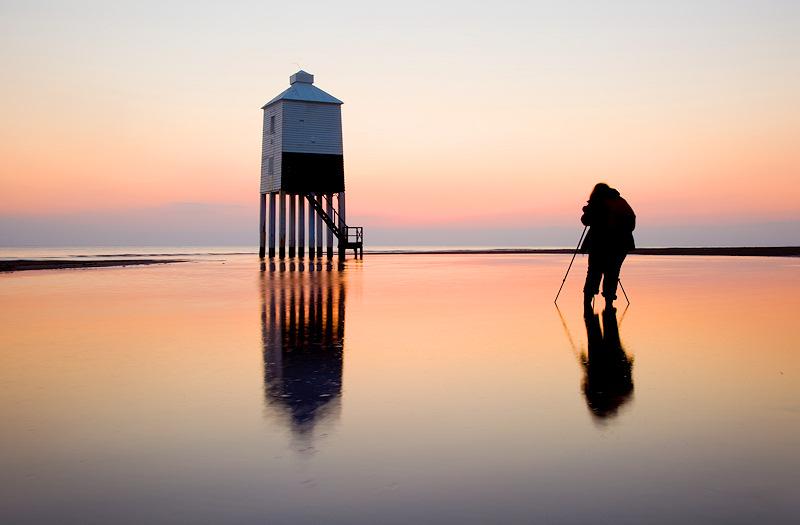 Burnham on Sea Lighthouse Photographer