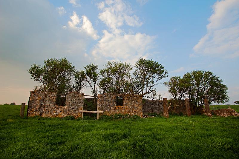 Mendip Cottage Ruin