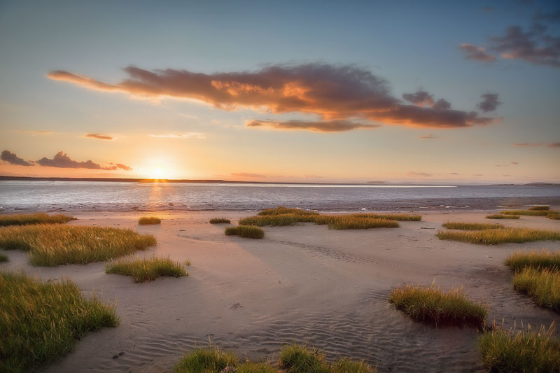 Burnham on Sea South Sunset