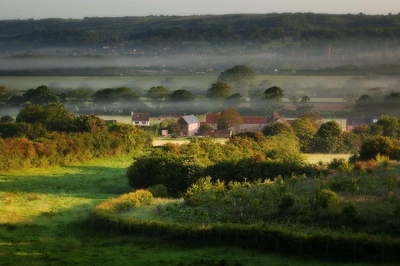 Launcherly Morning Mist